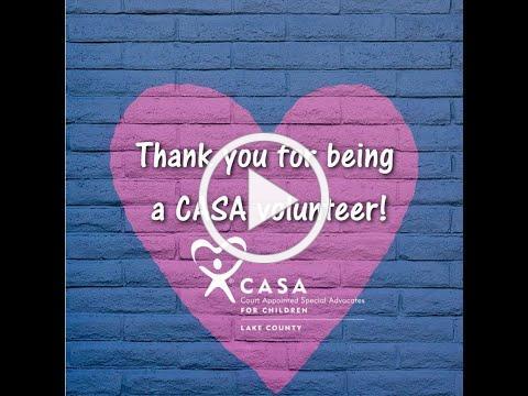 Volunteer Thank You 2020
