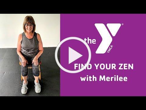 Seated Gentle Yoga with Merilee