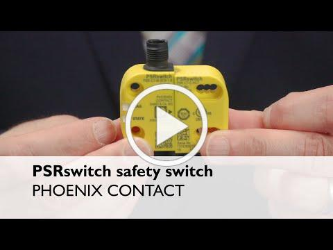 PSRswitch safety switch