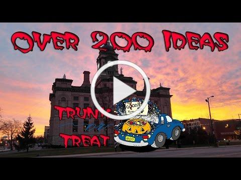 Over 200 Ideas Decorating Your Vehicle for a Trunk Or Treat Event Photos from the Intern