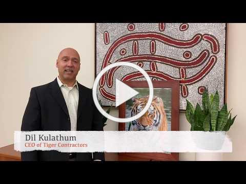 Dil Kulathum - Tiger Contractors Video