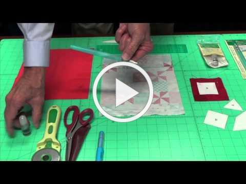 Tool School: Fabric Folding Pen