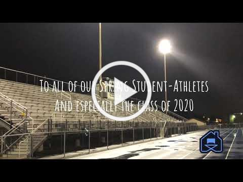 Class of 2020 Student Athlete Video