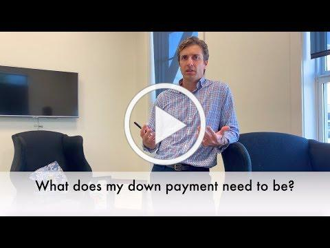 Understanding Down Payment Options