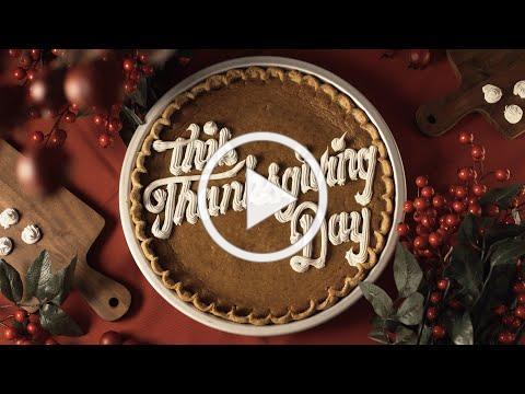 Ben Rector - The Thanksgiving Song (Official Video)