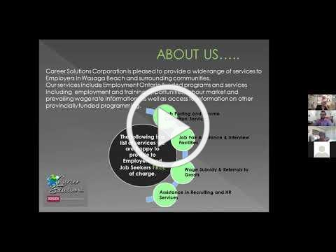 Employment Solutions Mini Masterclass
