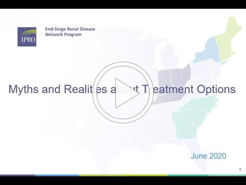 Myths vs. Realities about Treatment Options