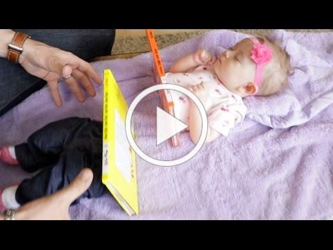 Sawing a Baby in Half!
