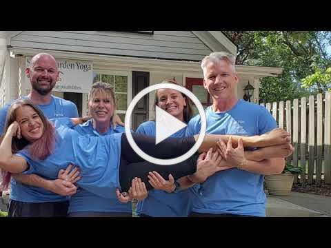 Happy 17 Years Sacred Garden Yoga
