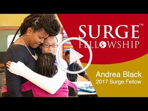 See the Surge: Andrea Black