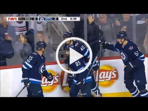 Top 10 Winnipeg Jets Goals 2017-18 Season