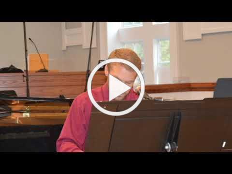 """Holy, Holy, Holy (God with Us) - Pinehurst UMC """"Connections Praise Band"""