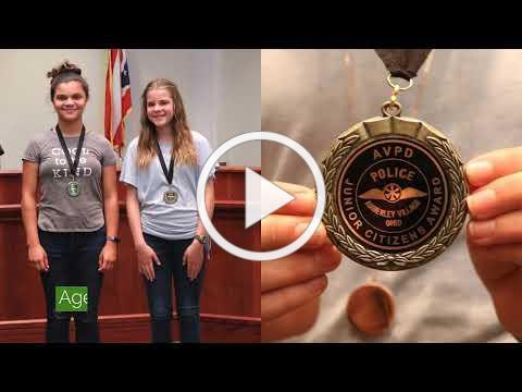 2021 Amberley Village Junior Citizens Awards