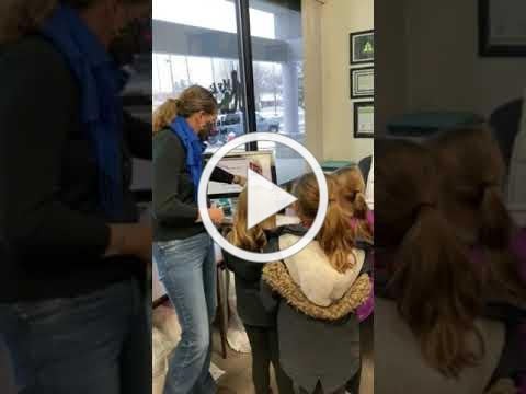 Big Walnut Elementary Donation