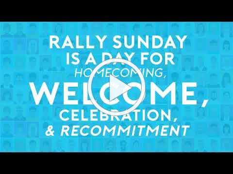 Rally Sunday