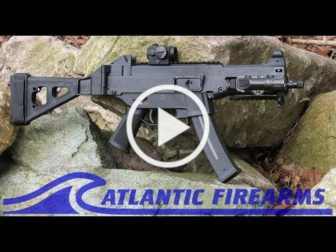 Omega Gideon Shadow Pistols at Atlantic Firearms