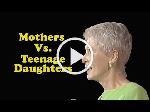 """Jeanne Robertson """"Mothers vs Teenage Daughters"""""""