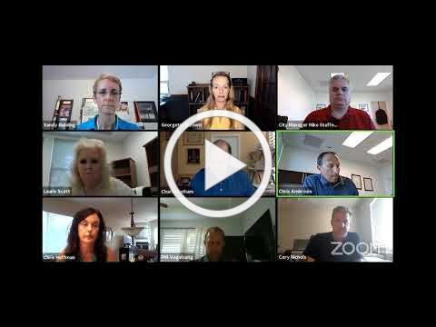 City Council Meeting (Virtual) 05/04/2020