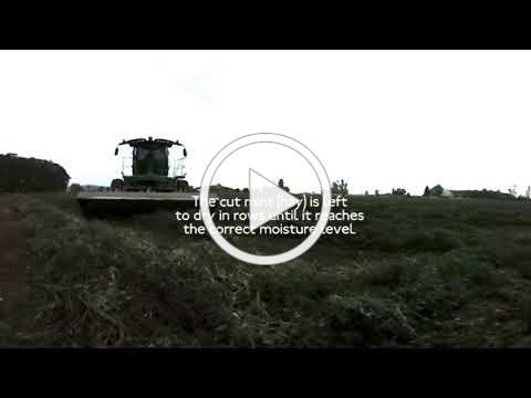 ExplOregon Agriculture - Mint Harvest