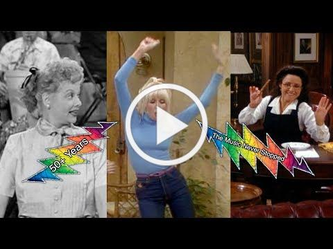 "Grateful Dead ""The Music Never Stopped"" Rockin' thru 50+ Yrs. of TV Sitcoms"