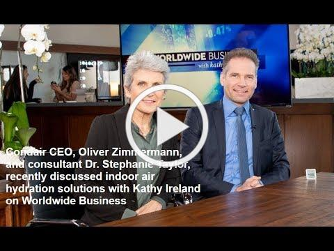 Condair Humidification on Worldwide Business with kathy ireland®