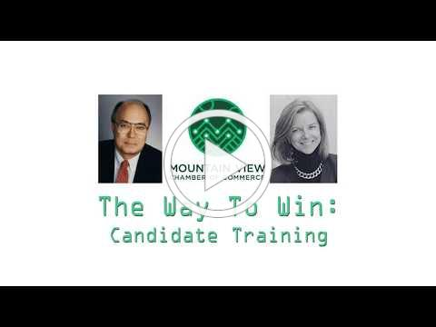 The Way to Win: Candidate Training (.Chamber of Commerce)