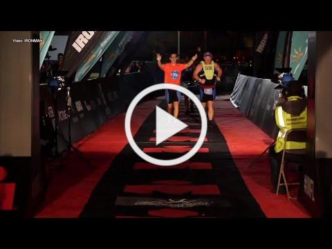 Florida's Chris Nikic becomes first Ironman with Down Syndrome