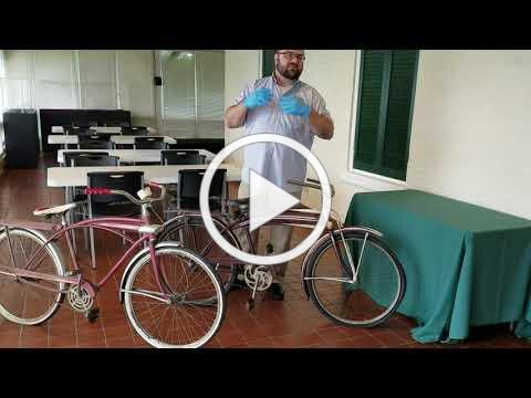 """Curator's Chat"" with Jason French: Bicycles"