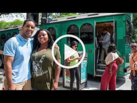 Mayor Thomas Hosts Mount Vernon's 2018 Food Trolley