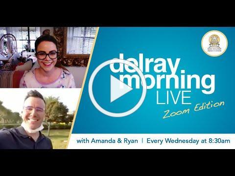 Delray Morning Live- April 8, 2020