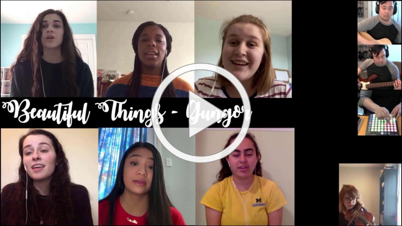Beautiful Things - virtual choir