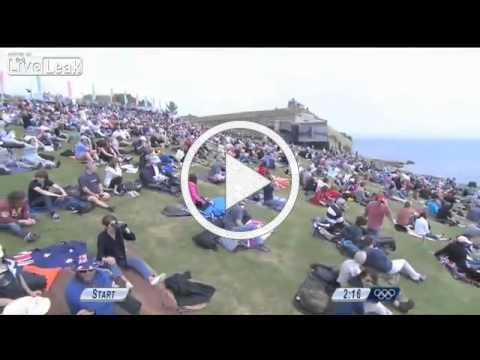 Irish Commentator is Confused During Olympic Laser Race