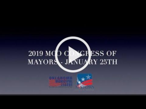 OML & MCO Congress of Mayors 2019