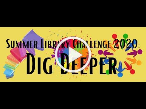 Teen Summer Library Challenge 2020 - Watertown Public Library (Wisconsin)