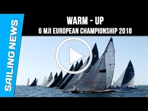 6 MJi European Championship 2018