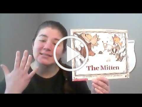 The Mitten read aloud