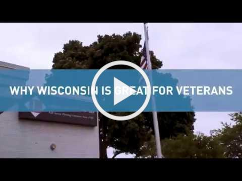 Why Wisconsin is Great for Veterans