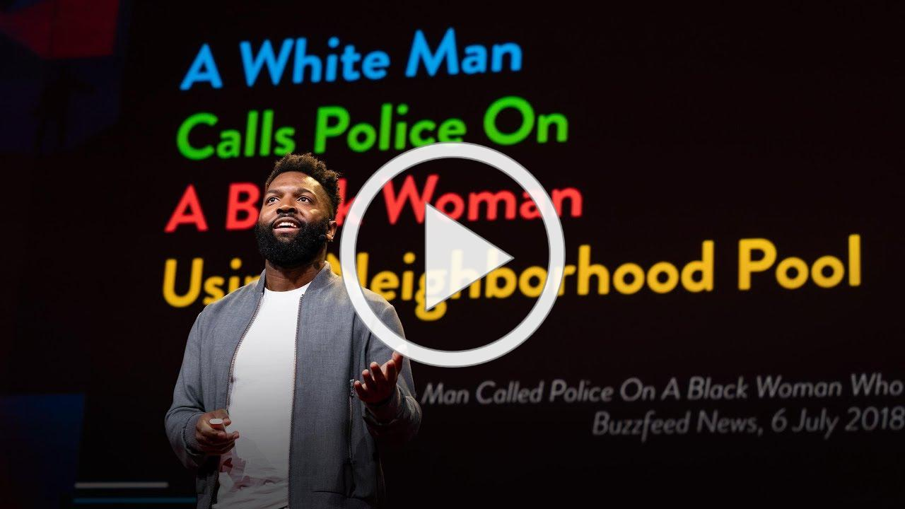 How to deconstruct racism, one headline at a time | Baratunde Thurston