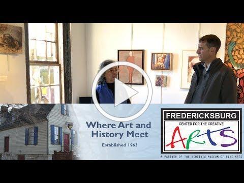 See inside one of Fredericksburg's oldest buildings
