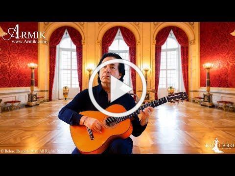 Armik - Alchemy -OFFICIAL - (World Fusion, Nouveau Flamenco, Spanish Guitar)