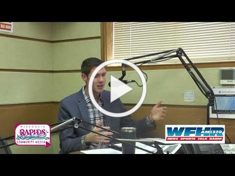 Morning Magazine with Mayor Zach Vruwink | 11-20-2019