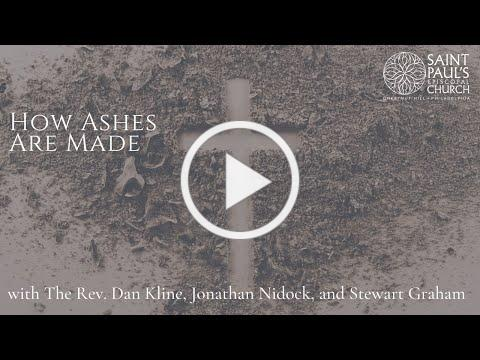 Behind the Scenes: Ash Wednesday