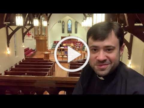 Children's Sermon for the Third Sunday in Lent - March 7