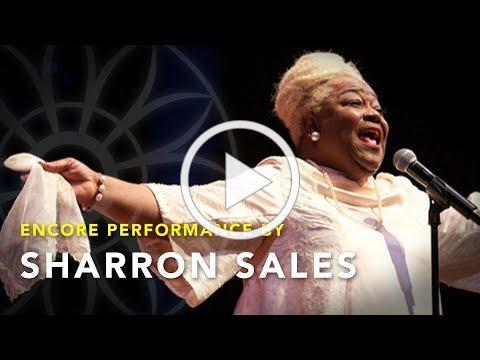 Encore Performance - Sharron Sales   LISTEN! FEMININE WISDOM   2018 Festival of Faiths