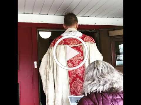 Epiphany House Blessing 2019