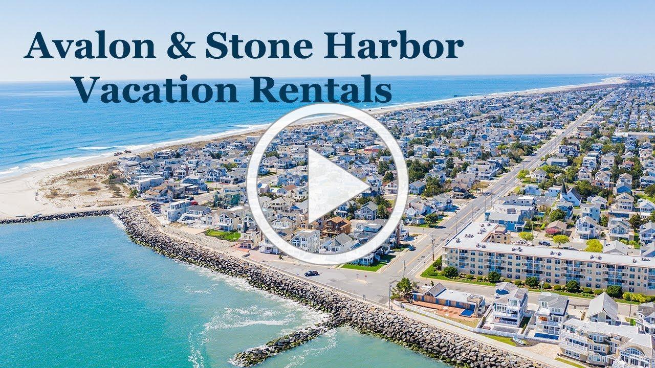 Avalon And Stone Harbor Vacation Rentals