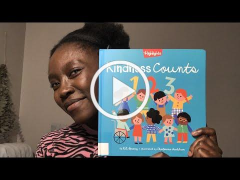 Bedtime with Clio - Kindness Counts 123 by R.A. Strong