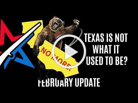 RCGO Report - Has Texas lost its way?