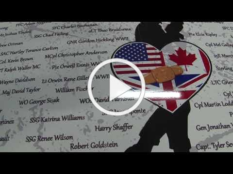 Honoring Heroes and Service....... Remembering Them