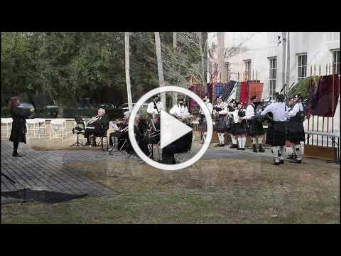 Scotland the Brave - SSPC Chancel Ensemble and First Coast Highlanders
